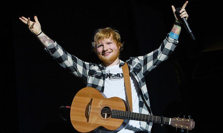 Ed Sheeran เตรียมแสดงเป็นตัวเองในหนังของผู้กำกับ Danny Boyle