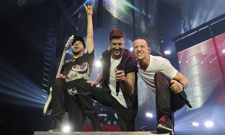 Austin Carlile ปฏิเสธข่าวลือว่าจะมาเป็นนักร้องนำคนใหม่ของ Linkin Park แทน Chester