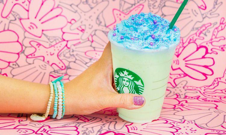 Starbucks Mexico ปล่อยเมนูใหม่ เอาใจสายเมอร์เมด 'Mermaid Frappuccino'