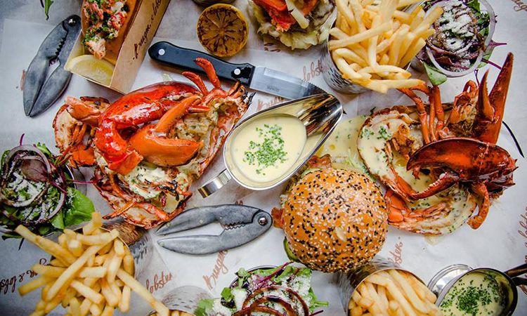 เตรียมพบกับ Burger & Lobster สาขาแรกในไทย ที่ Gaysorn Village