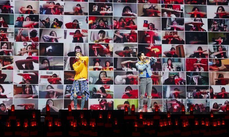 TVXQ! จัดเต็ม คอนเสิร์ตออนไลน์ สมฉายา Kings of Performance