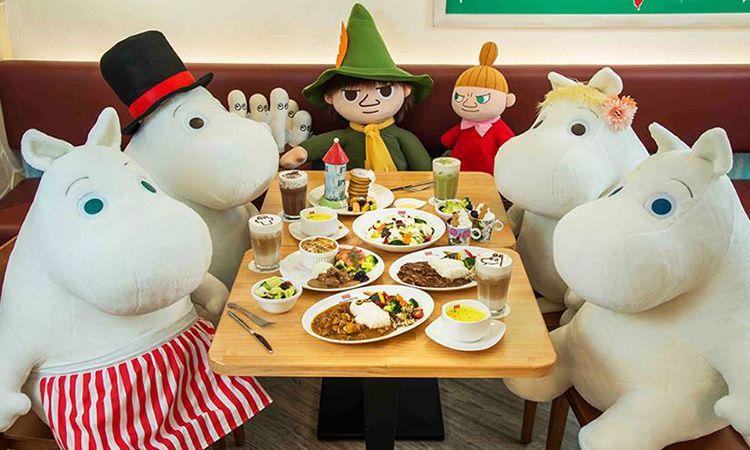 'กินเท่าไหร่ จ่ายครึ่งเดียว' มูมินใจดีจัดโปรโมชั่น คืนกำไรแฟนๆ ที่ Moomin Cafe
