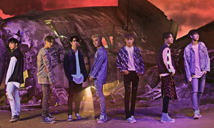 เอ็มวีเพลง Hard Carry ของ GOT7 ทำยอดวิวทะลุ 100 ล้าน