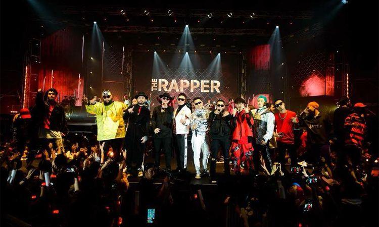 เดือดมาก!!! ชมภาพบรรยากาศ The Rapper Concert  ผีบุปผา ขอแจมในแบบหลอนๆ