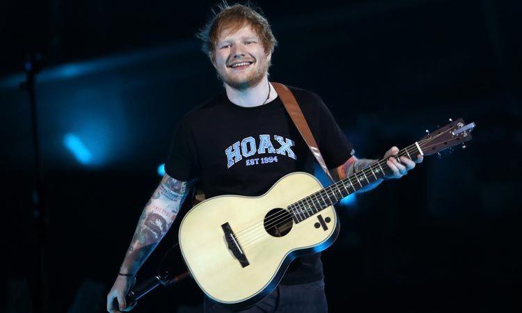 Shape Of You ของ Ed Sheeran ผงาดขึ้นเป็นเพลงที่มียอดสตรีมมิ่งมากที่สุดของ Spotify