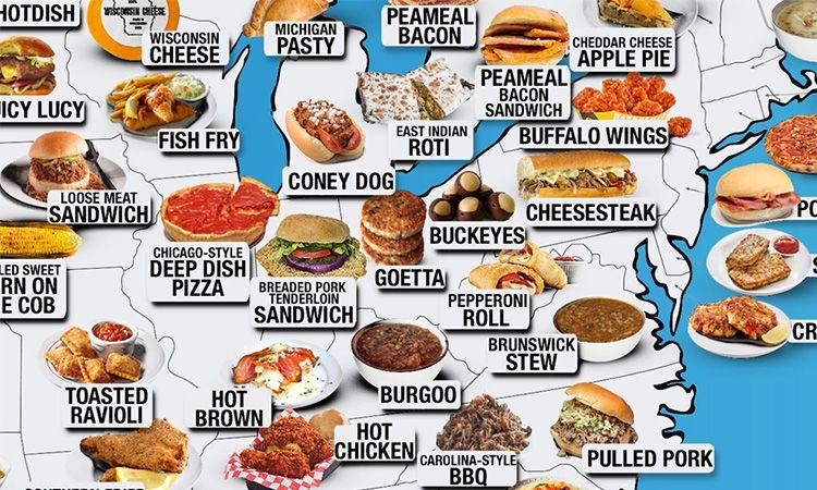 TasteAtlas ผุดไอเดียเก๋ ทำแผนที่ชี้เป้าอาหารประจำเมือง ที่นักท่องเที่ยวไม่ควรพลาด!