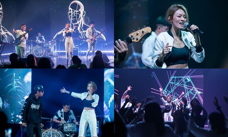 ภาพจัดเต็ม บรรยากาศความสุข Klear Light In The Dark เห็นด้วยใจ Charity Concert