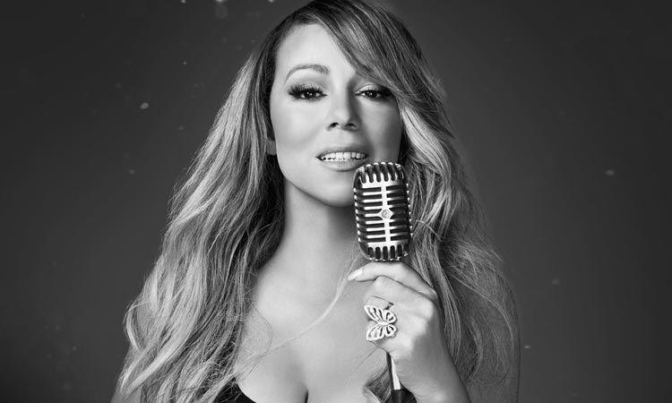 ตำนานที่ยังมีชีวิต Mariah Carey ควีน ออฟ อาร์ แอนด์ บี!!!
