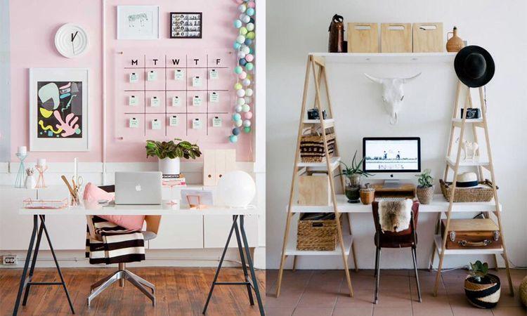 20 หลากหลายไอเดียการแต่งห้องทำงานขนาดเล็ก สำหรับคอนโดและทาวน์เฮาส์