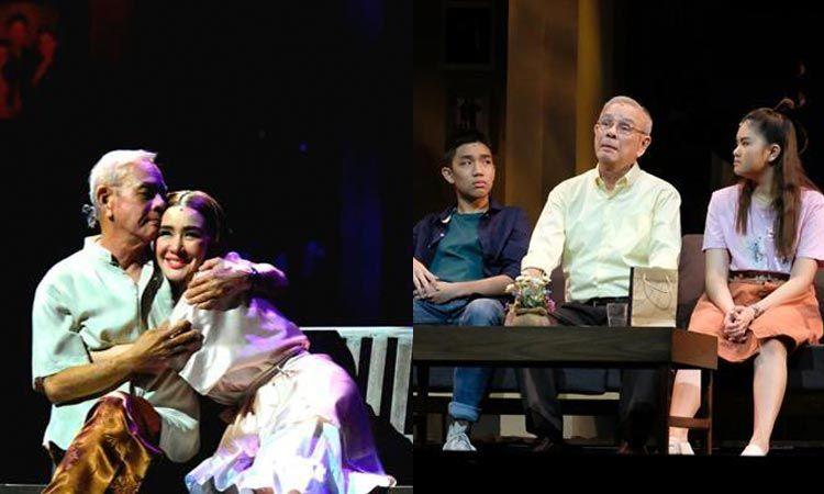 พ่ออี๊ด-สุประวัติ งัดฝีมือขั้นเทพลง Still On My Mind ขอบคุณเสียงปรบมือสนั่นโรงละคร!!