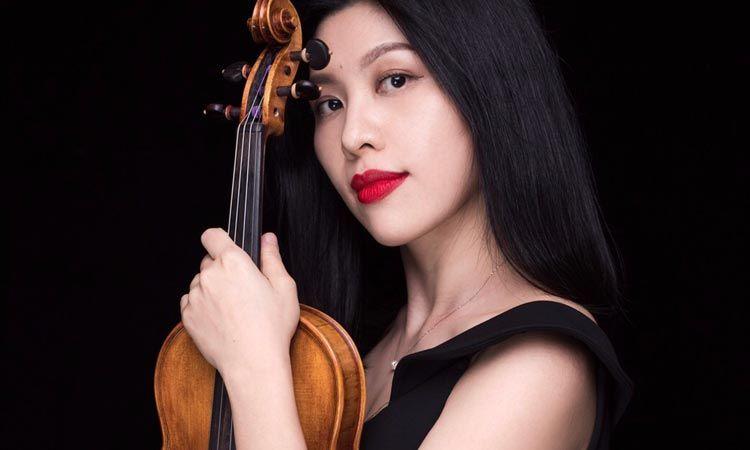 บิง ฮาน ยอดนักไวโอลินสาวชาวจีน เตรียมขึ้นโชว์ในคอนเสิร์ตกับวง RBSO