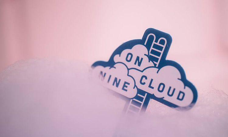On cloud nine - A sky full of desserts คาเฟ่สไตล์เกาหลีแห่งใหม่ย่านนิมมาน