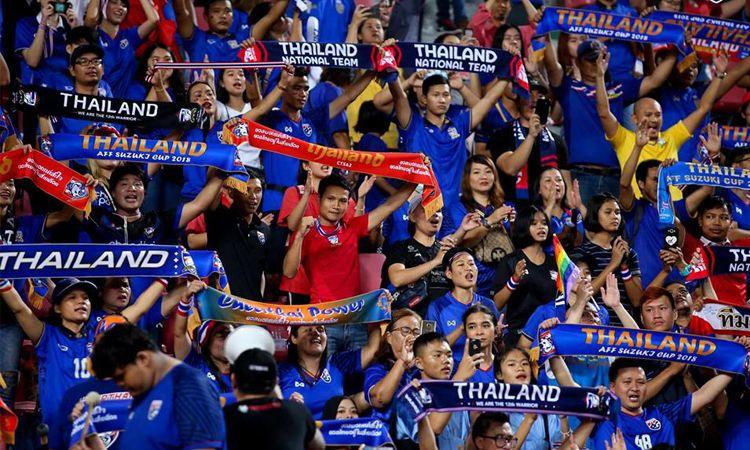 ชนะชัวร์! ชวนแฟนบอลสวมเสื้อช้างศึก ร่วมเชียร์ทีมไทย เจอ อินโดฯ กับ ...