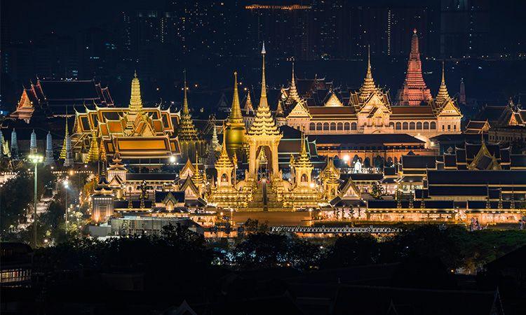 ขอเชิญชาวไทยดาวน์โหลดภาพพระเมรุมาศในหลวงรัชกาลที่ ๙ ความละเอียดสูง ฟรี