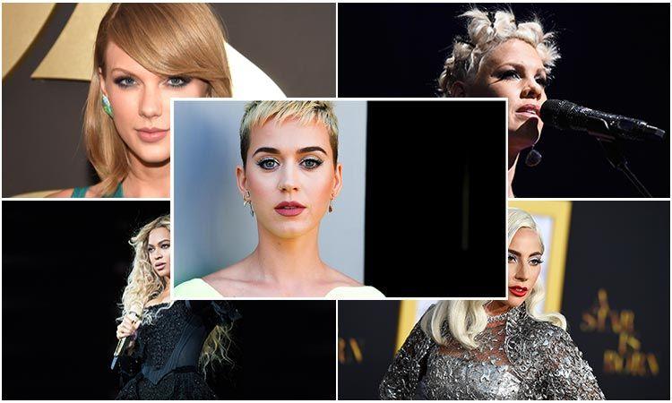 10 ศิลปินหญิงที่ทำรายได้สูงสุดประจำปี 2018