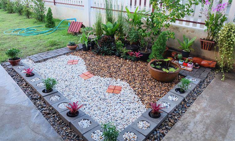 ชมคลิป วิธีจัดสวนหย่อม สวนหินง่ายๆ ด้วยตัวเอง ในราคาประหยัดแต่สวยเว่อร์