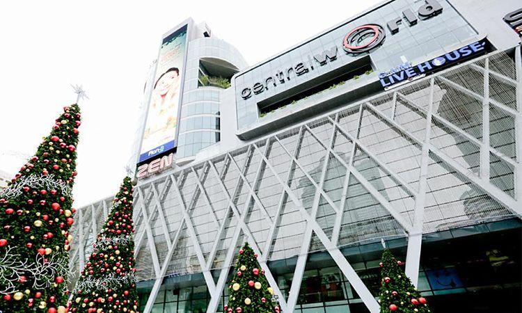 มีใครตั้งหน้าตั้งตารอไฟคริสต์มาสสวยๆ หน้า CentralWorld อยู่บ้าง ?