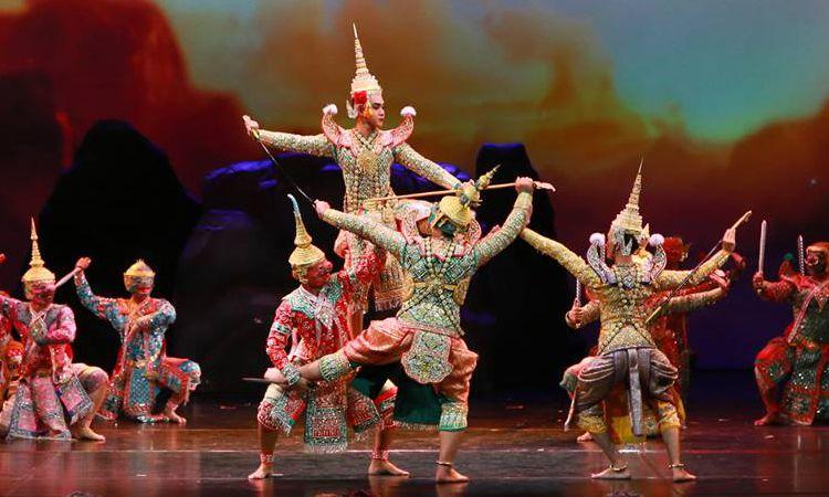 ยูเนสโก ประกาศให้ โขนไทย ได้รับการขึ้นทะเบียนเป็นมรดกทางวัฒนธรรมของมนุษยชาติ