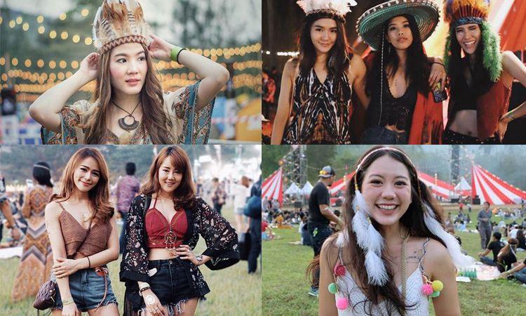 ย้อนดูความน่ารักของสาวๆ โบฮีเมียน ในงาน Gypsy Carnival ครั้งที่ 3