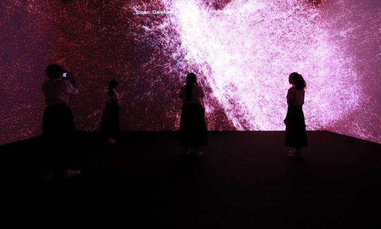 สัมผัสประสบการณ์ดาวล้านดวง ในนิทรรศการดาวจรัสฟ้า (Starry Sky Illumination) ที่ อพวช.