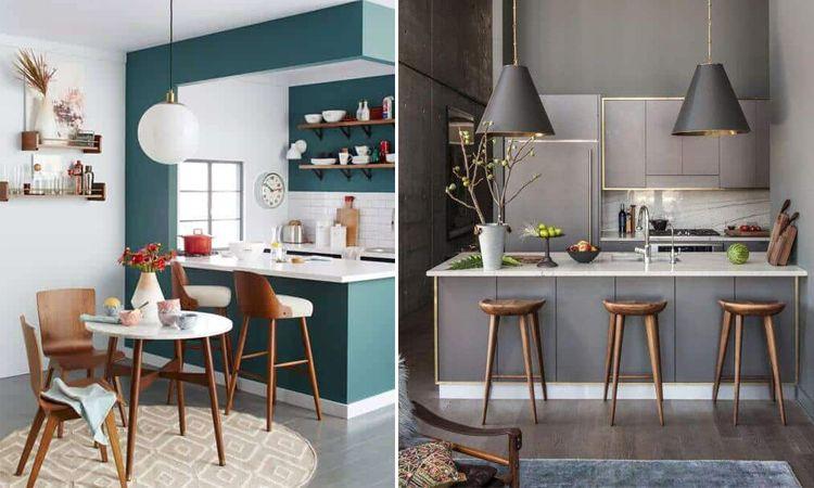 20 แบบห้องครัวขนาดเล็ก สำหรับทาวน์เฮ้าส์และคอนโด