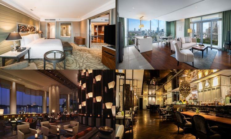 ฉลองวาเลนไทน์ใกล้บ้าน! 6 โรงแรมใจกลางกรุงเทพ ให้คู่รักเติมหวาน ใต้แสงเทียน