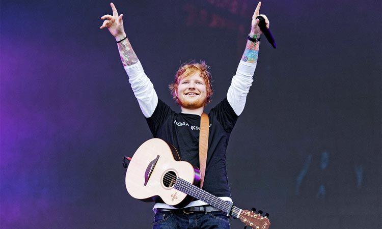 2 สถิติส่งท้ายปี ที่ยืนยันความฮ็อตของ Ed Sheeran