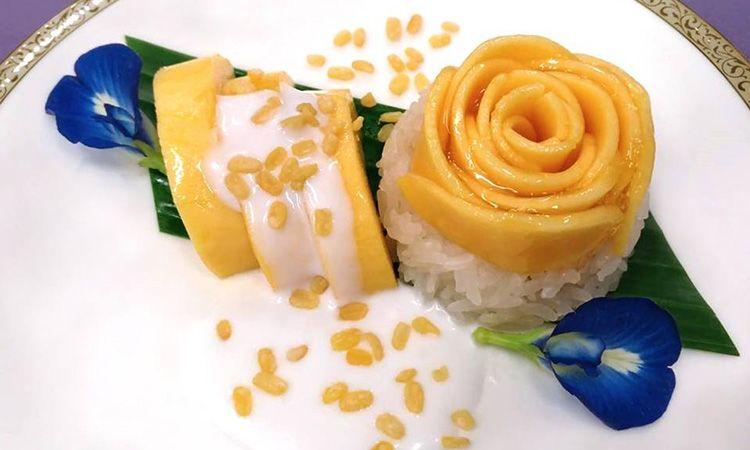 การบินไทยเสิร์ฟขนมไทย 2 เมนูพิเศษ ติดอันดับขนมยอดนิยมทั่วโลก