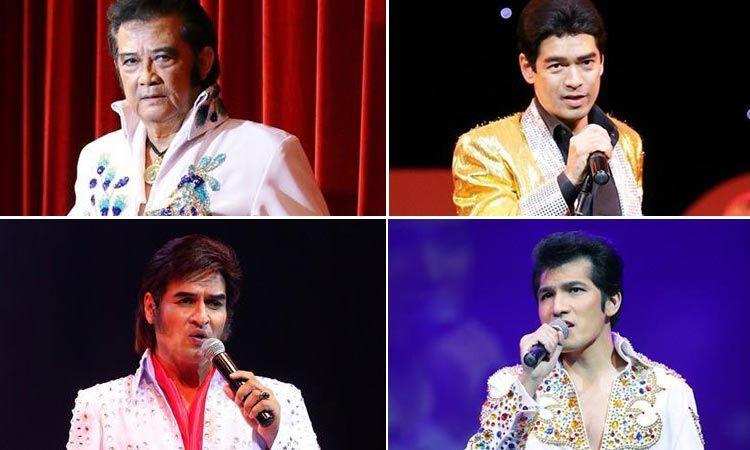 เมื่อราชาเพลงร็อค แอนด์ โรลล์ ถูกปลุกขึ้นมาวาดลวดลายอีกครั้งใน King of Rock n' Roll Elvis Presley