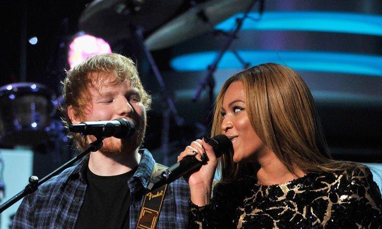 เพราะไปอีกแบบ ฟัง Ed Sheeran และ Beyonce ดูเอต เพลง Perfect