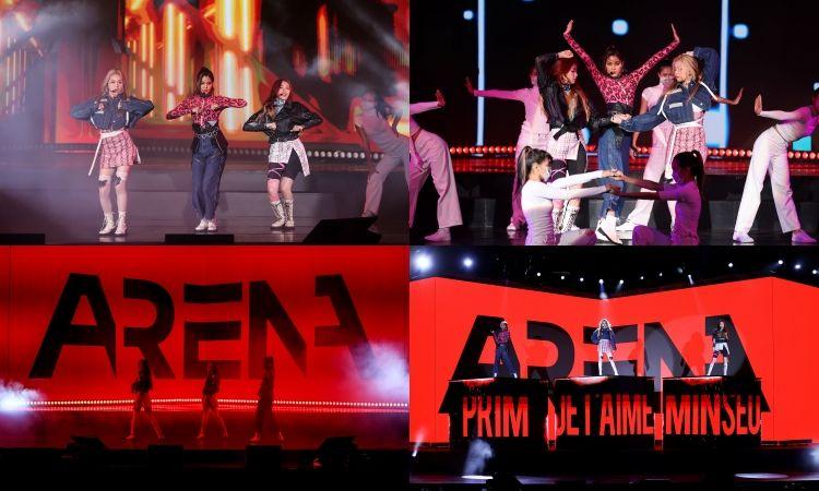 อลังการงาน 411 Music เก็บตกภาพวันเดบิวต์ AR3NA สร้างปรากฎการณ์วงการเพลงไทย