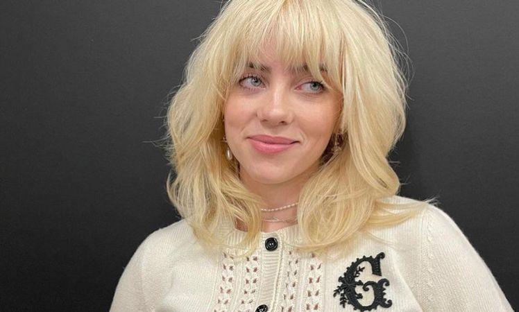 Billie Eilish ในลุคสาวผมบรอนด์ แย้มข่าวดีเกี่ยวกับอัลบั้มใหม่