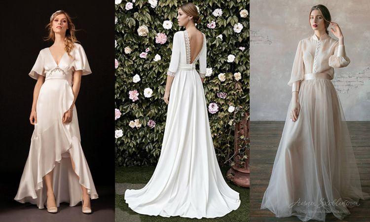 ชมแฟชั่นชุดเจ้าสาวแนววินเทจสวยๆ เข้ากับช่วงเทศกาลงานแต่งปลายปี