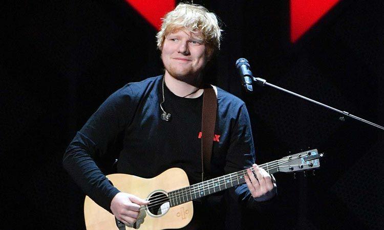 แรงไม่ตก! Shape of You ของ Ed Sheeran ทำยอดขายในอเมริกาทะลุ 10 ล้าน ยูนิต เรียบร้อย