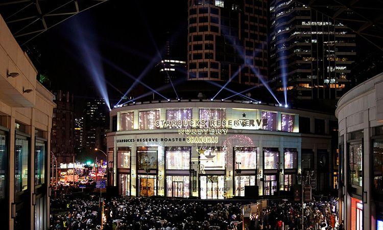เปิดแล้ว! Starbucks เซี่ยงไฮ้ สาขาใหญ่ที่สุดในโลก พร้อมดึงเทคโนโลยี AR มาเป็นกิมมิคเก๋ๆ