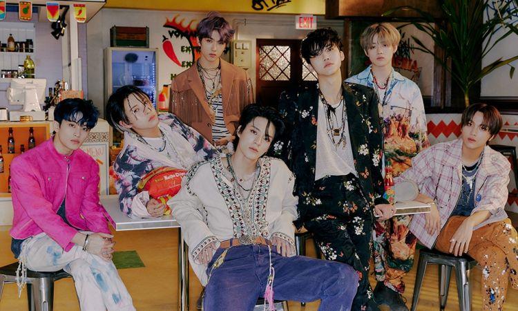 เผ็ดร้อนจนอยากเหมา!  NCT DREAM ในอัลบั้มเต็มชุดแรก 'Hot Sauce'