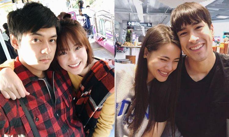 อัพเดทความหวานของ 10 คู่รักสุดฮอต ต้อนรับวาเลนไทน์ 2019