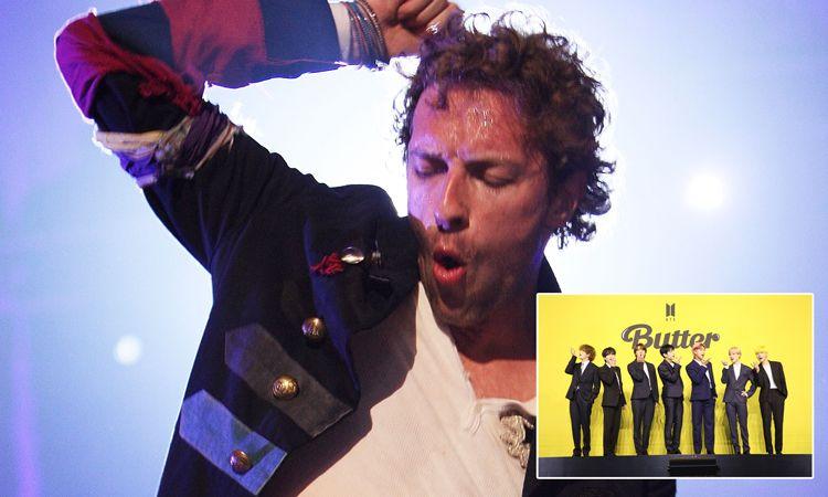 Chris Martin นักร้องนำ Coldplay เผยฟังเพลง Butter ของ BTS เป็นแรงใจ