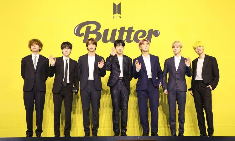 Butter ของ BTS สร้างสถิติใหม่ให้กับ Guinness World Records