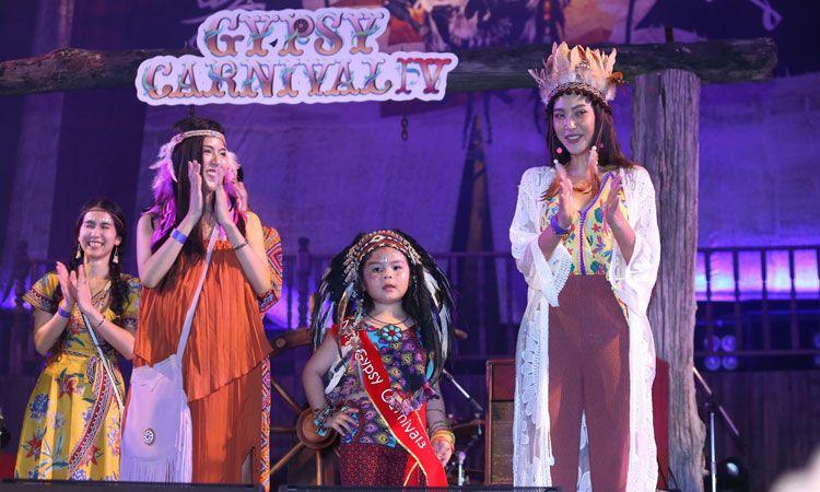 เทศกาลดนตรี ยิปซี คาร์นิวัล 4 ความสนุกทวีคูณ ศิลปินฮอตจัดเต็มเพลงฮิต เหล่ายิปซีแปลงกายเป็นโจรสลัดล่าความสุขตลอดคืน