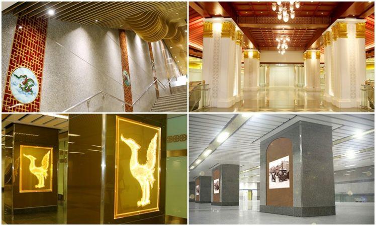 เผยโฉม 4 สถานีรถไฟฟ้าใต้ดินที่สวยที่สุด ก่อนเปิดให้ทดลองใช้ส่วนต่อขยายสายสีน้ำเงิน ฟรี เม.ย. นี้