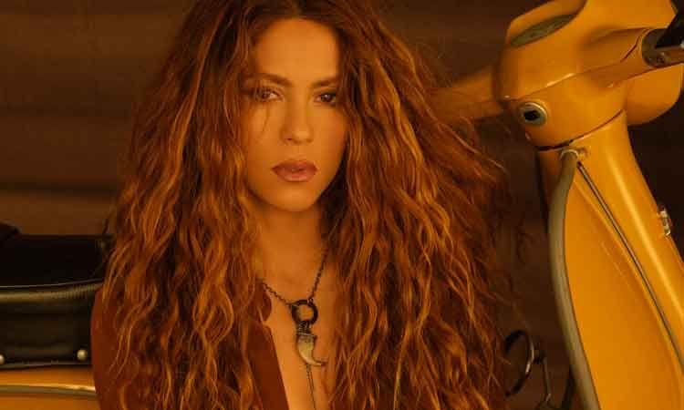 Shakira ปล่อยเพลงใหม่พร้อมมิวสิควิดีโอ Don't Wait Up