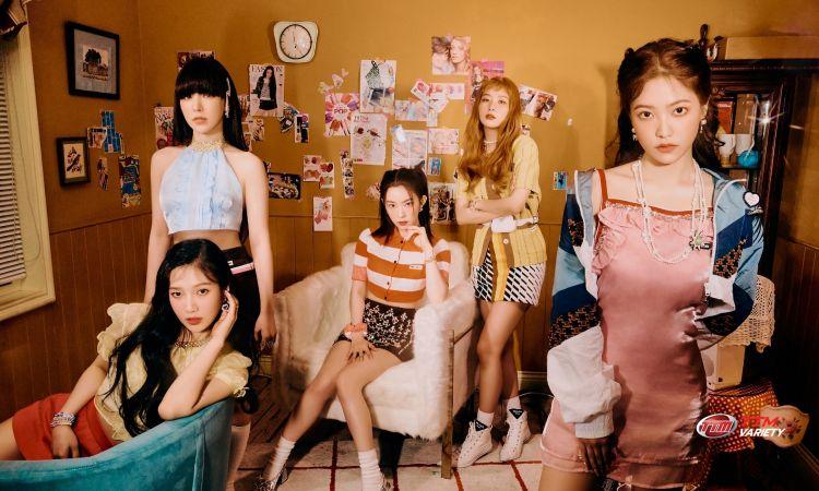 Red Velvet คัมแบ็กสวยสะพรั่งดั่งนางฟ้าหน้าร้อน ในมินิอัลบั้มใหม่ กับเพลง Queendom