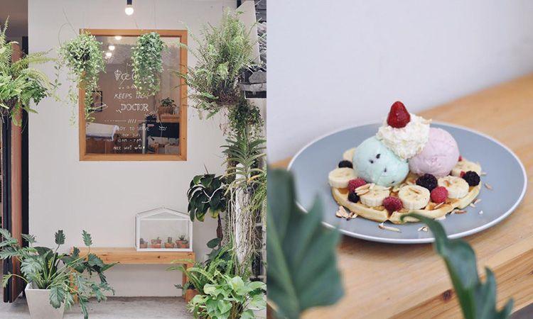 I Tim Baan Yaii : จากบ้านคุณยายกลายมาเป็นร้านไอศกรีมโฮมเมดแสนอบอุ่น