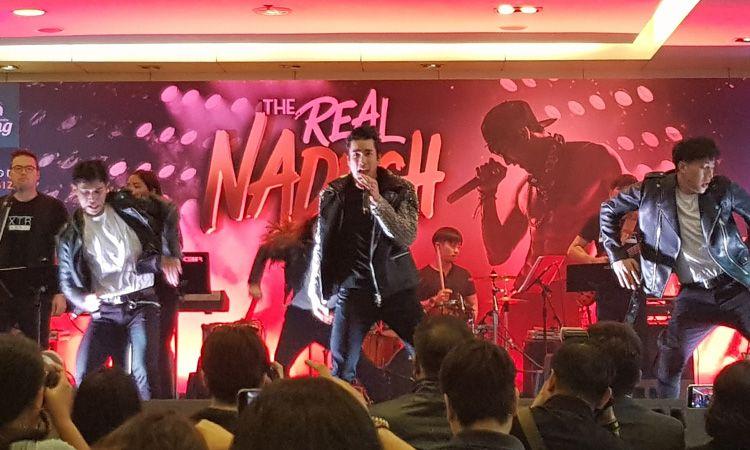 ไม่พูดเยอะ! ณเดชน์ คูกิมิยะ โชว์ทั้งร้องทั้งเต้นในงานแถลงข่าว The Real Nadech Concert