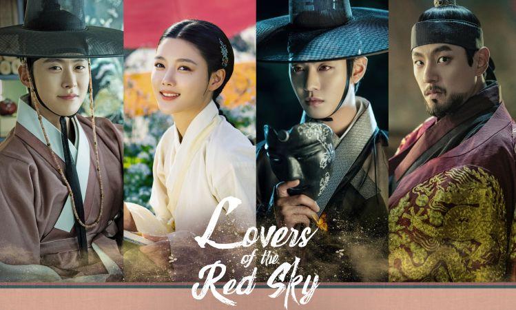 สรุป 4 ประเด็นปริศนาเรื่องราวเหนือธรรมชาติ Lovers of the Red Sky
