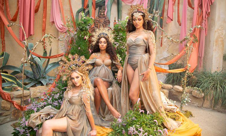 สุดยอดเกิร์ลกรุ๊ป Little Mix กลับมาพร้อมกับซิงเกิ้ลใหม่ Love (Sweet Love)