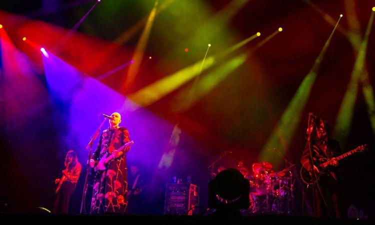 ชมคลิป Smashing Pumpkins โชว์เพลง Quiet ครั้งแรกในรอบ 27 ปี ในเทศกาล Riot Fest