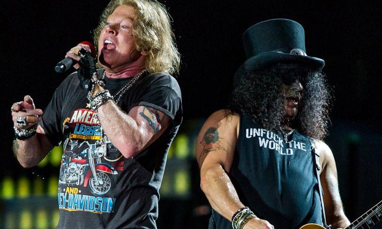 Guns N' Roses ปล่อยเพลงใหม่ Hard Skool