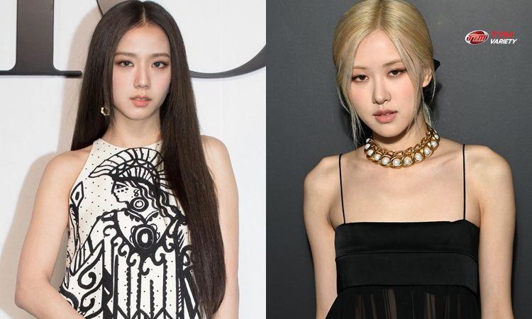 มาพร้อมความปังนัมเบอร์วัน! จีซู - โรเซ่ BLACKPINK ในงาน  Paris Fashion Week 2022